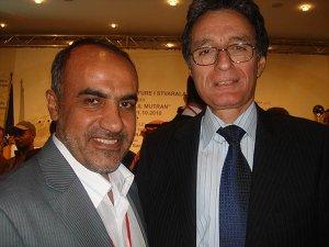 دكتر محمد الدالي معاون دبيركل اتحاديه عرب