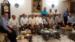 امام جماعت و دوستان مسجد الرسول (ص)