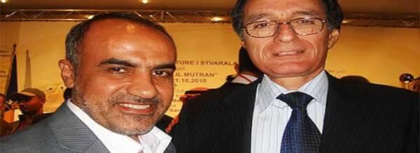 قاهره – دكتر محمد الدالي معاون دبيركل اتحاديه عرب